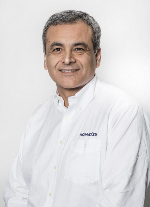 Komatsu Chile nombra a nuevo gerente de Seguridad, Salud Operacional y Medio Ambiente con foco en economía circular