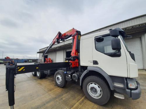 Simma entrega 1er equipo sobre camión con alcance de 22M en Puerto Montt