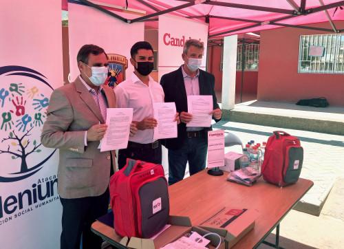 Entregan importante equipamiento médico al CESFAM de Tierra Amarilla