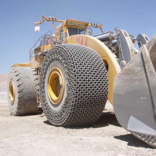 Simma presenta cadenas protectoras para neumáticos de la marca Pewag