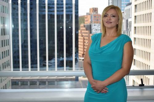 Expo Element presenta a Carolina Jara presidenta del Comité Técnico