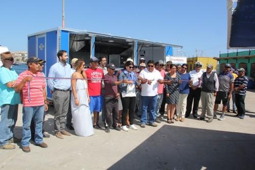 Minera Candelaria entregó Foodtruck a sindicato Falucheros de Caldera