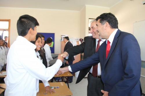 Se inaugura cuarta etapa de Colegio Don Bosco Calama