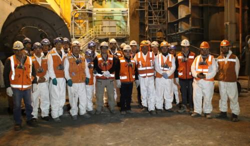 Con caminatas nocturnas Ministro Hales fortalece seguridad de sus equipos de trabajo