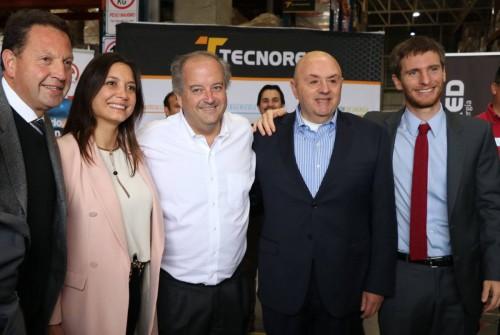 """Tecnored recibe reconocimiento del ministro del Trabajo por su participación en el programa Aprendices"""" de Sence"""