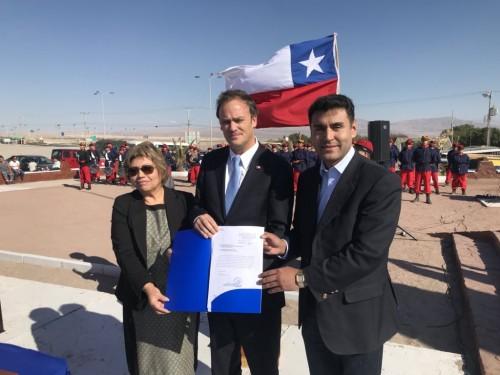 Obras del memorial Topáter comenzarán el segundo semestre