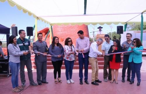 Exitosa Feria Agropecuaria Emprende Lomas 2019 Oasis del Loa logró reunir a 22 expositores de la provincia