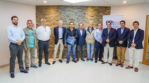 Consorcio Logístico de Tarapacá designa a su nuevo presidente