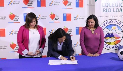 """Programa Jugar y Aprender"""" atenderá a preescolares de la Región de Antofagasta"""