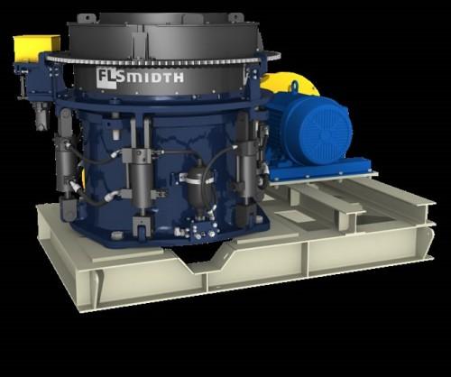 FLSmidth lanza nueva generación de chancadores
