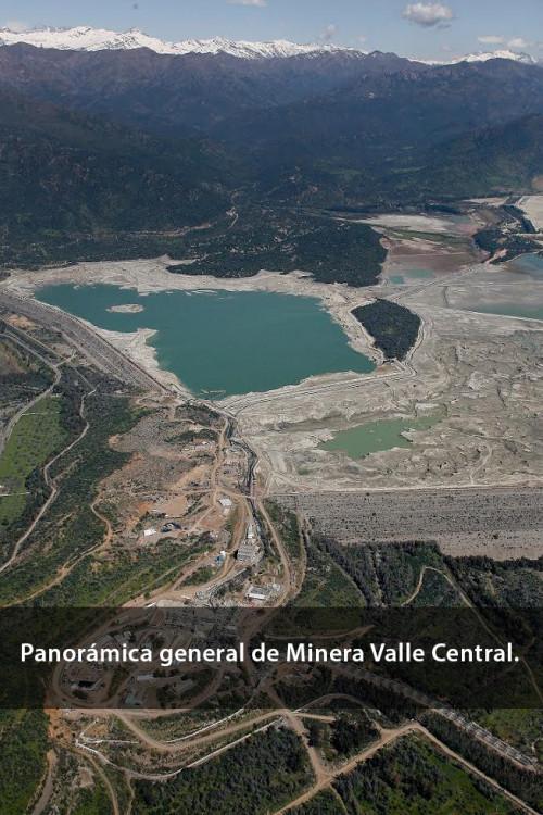Minera Valle Central: Cuando las cosas se hacen bien