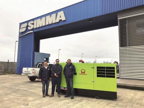 Simma incorporará sistema de monitoreo remoto a generadores Pramac