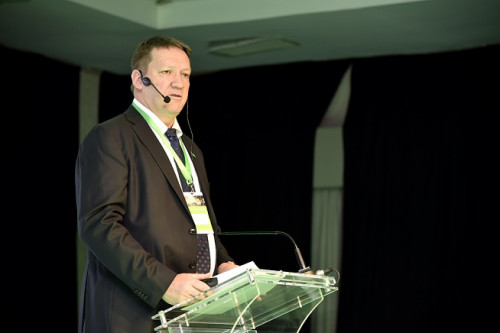 """Rob Moffit: """"La digitalización será el mayor impacto en las minas durante la próxima década, y si las empresas no se adaptan dejarán de ser competitivas"""""""