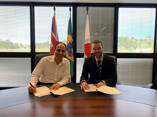 Inmarsat firma memorando de entendimiento con el Gobierno del Estado de Minas Gerais para brindar monitoreo inteligente en las represas mineras del estado