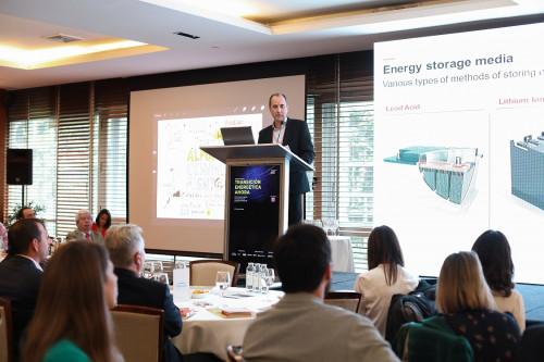"""Joao Pimenta de ABB: """"Buscamos establecer sistemas eléctricos fuertes, inteligentes y amigables con el medio ambiente"""""""