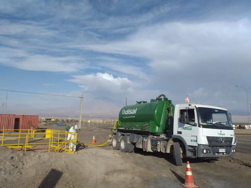 Disal se adjudica proyectos mineros en Chile por casi US$12 millones este primer semestre