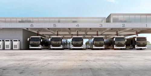 ABB amplía el portafolio de carga eléctrica para e-Buses con pantógrafo automatizado