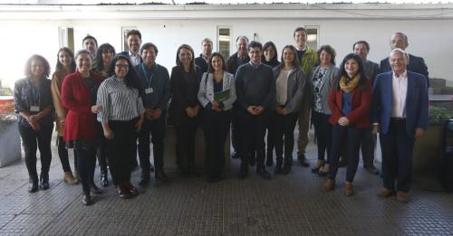 Municipalidad de Renca y Finning Chile impulsan proyectos de formación laboral