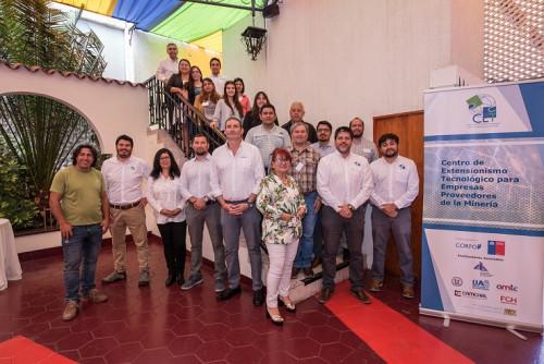 Centro de Extensionismo Tecnológico de la AIA realiza curso de Excelencia Operacional para pymes