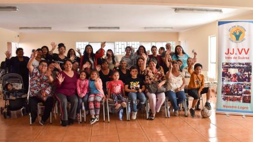 Recuperarán plaza abandona en junta de vecinos Inés de Suarez