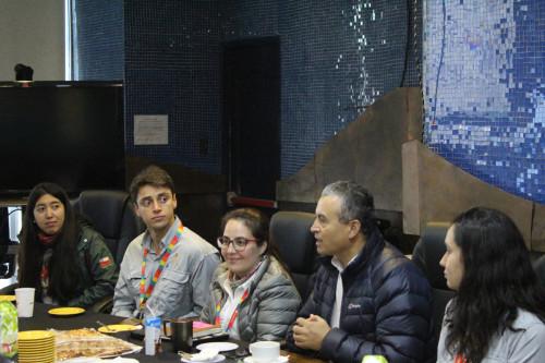 Jóvenes profesionales expusieron proyectos que buscan potenciar a Radomiro Tomic