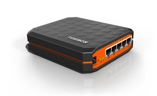 Techvalue presenta dispositivo de acceso remoto TOSIBOX Modelo: Lock 200