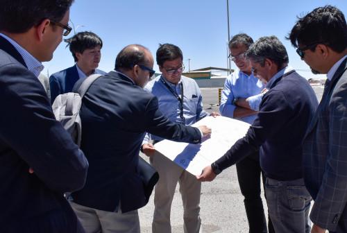 Directorio del Centro de Formación Técnica sesionó en Calama