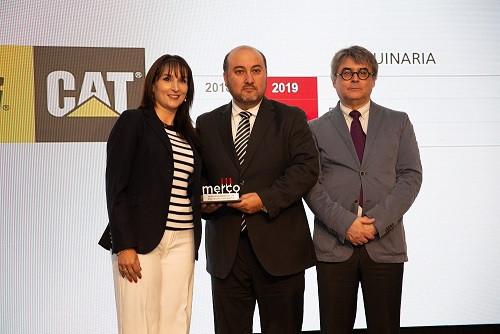 Finning obtuvo el 1er lugar en el índice Merco Empresas 2019 en la categoría Maquinarias