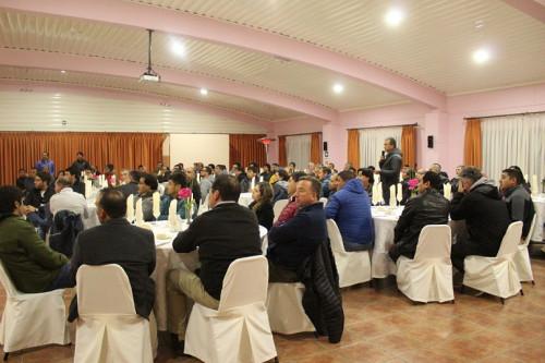 Gerencias General y Mina de RT refuerzan diálogo directo con equipos de trabajo
