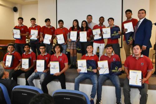 Estudiantes de María Elena reforzaron sus competencias para la educación superior