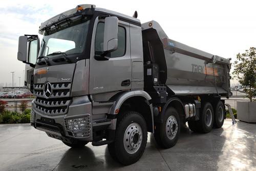 Trek Rental destaca arriendo de camiones Tolvas