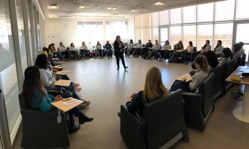 """Bienvenida e integración para 19 nuevas """"Aprendices"""" en Ministro Hales"""