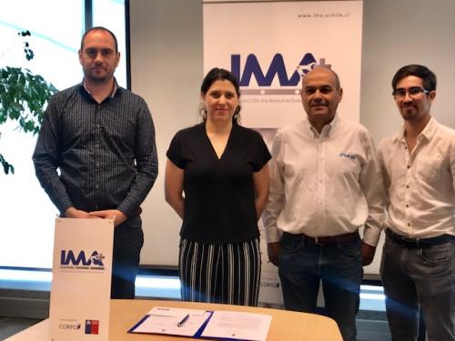 Ingeniería MCM Chile y el Programa de Innovación en Manufactura Avanzada renuevan su acuerdo de colaboración