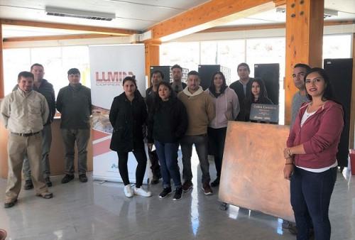 Minera Lumina Copper Chile da inicio a su programa de prácticas 2020