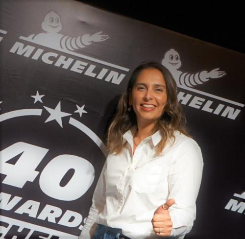 Asume primera mujer en cargo gerencial de Michelin en Chile