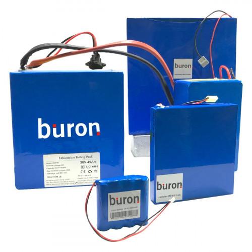 Buron destaca las ventajas de las baterías de litio