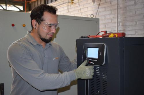 UP Energy ofrece variadas soluciones en respaldo de energía