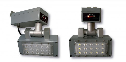 BURON resalta las características de la Luminaria BB2500