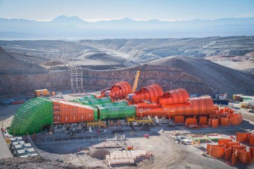 La tecnología de ABB presente en Chuquicamata Subterránea