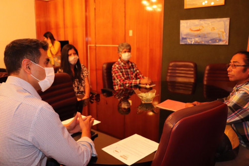 Alcalde logra controles preventivos en Alto El Loa por semana santa