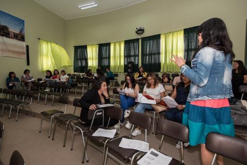De manera virtual finalizan capacitaciones en beneficio de la educación inicial