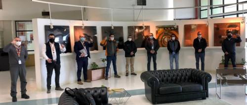 Administración divisional y profesionales de Radomiro Tomic acuerdan mantener instrumento colectivo sin bonos de término de negociación