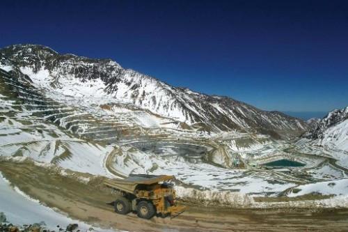 Producción de cobre de Anglo American reporta un leve aumento de 5% en el segundo trimestre
