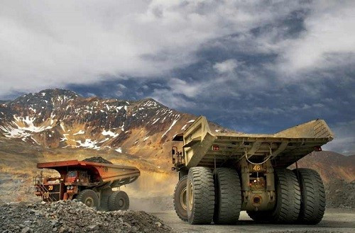 Producción de cobre de Anglo American cae un 2% en el primer semestre