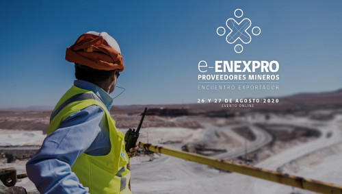 ProChile abre las inscripciones para e-ENEXPRO Proveedores Mineros 2020