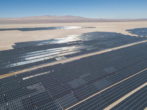ACCIONA inicia en Chile la construcción del complejo fotovoltaico Malgarida I y II