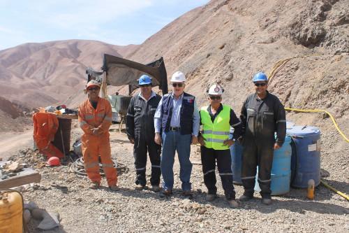Ministerio de Minería anuncia que este año se entregarán más de $7.600 millones a pequeños mineros del país