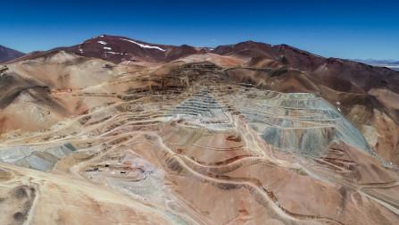 Catastro de proyectos mineros en Chile alcanza los US$74 mil millones en período 2020-2029