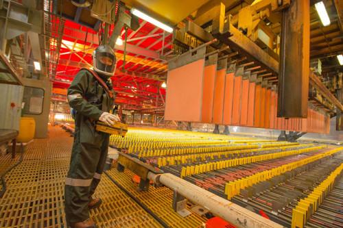 Minera licita servicio de pruebas metalúrgicas y geometalúrgicas orientadas