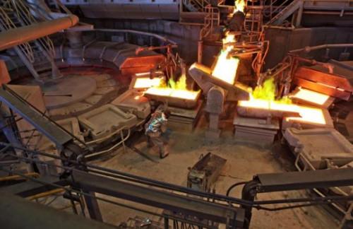 Minera licita inspecciones técnicas no destructivas de equipos y elementos de la fundición